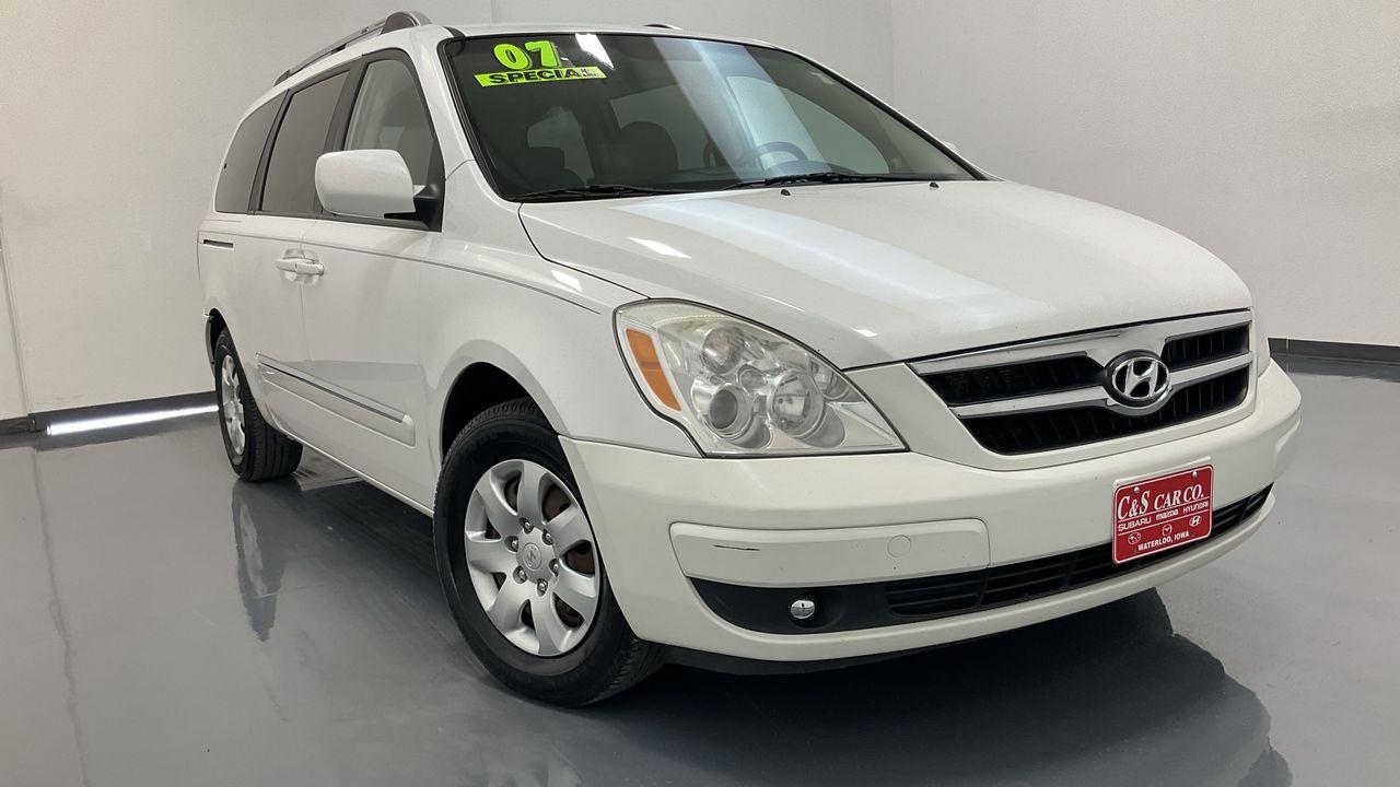 2007 Hyundai Entourage 4DR VAN GLS  - 16853A  - C & S Car Company