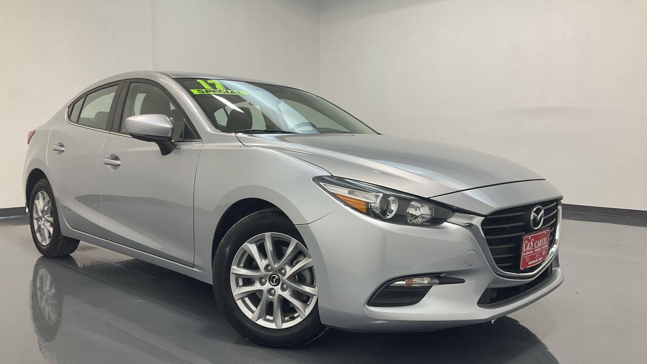 2017 Mazda MAZDA3 4-Door 4D Sedan  - 16859  - C & S Car Company