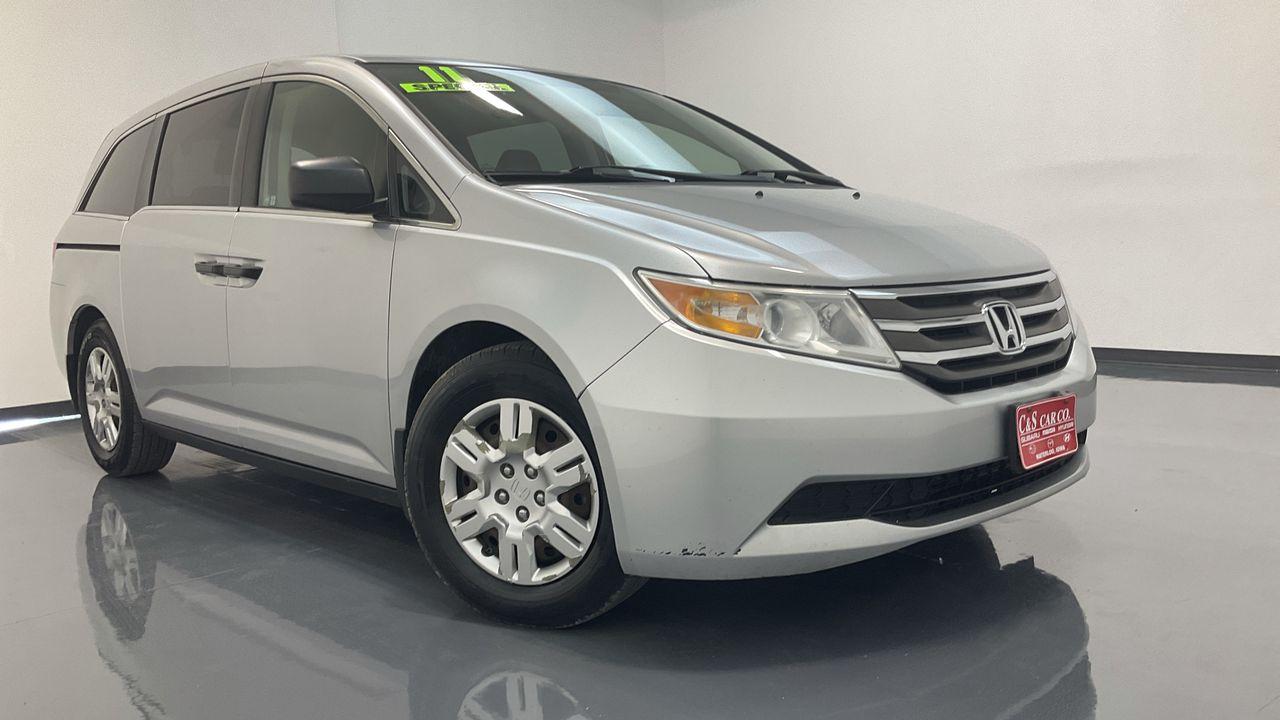 2011 Honda Odyssey Wagon  - 16797A  - C & S Car Company