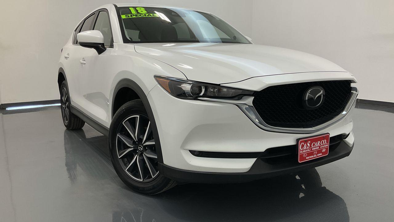 2018 Mazda CX-5  - HY8891A  - C & S Car Company