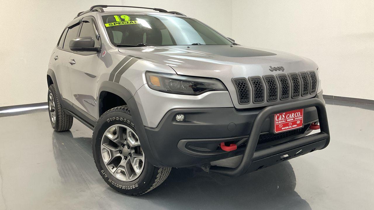 2019 Jeep Cherokee  - C & S Car Company