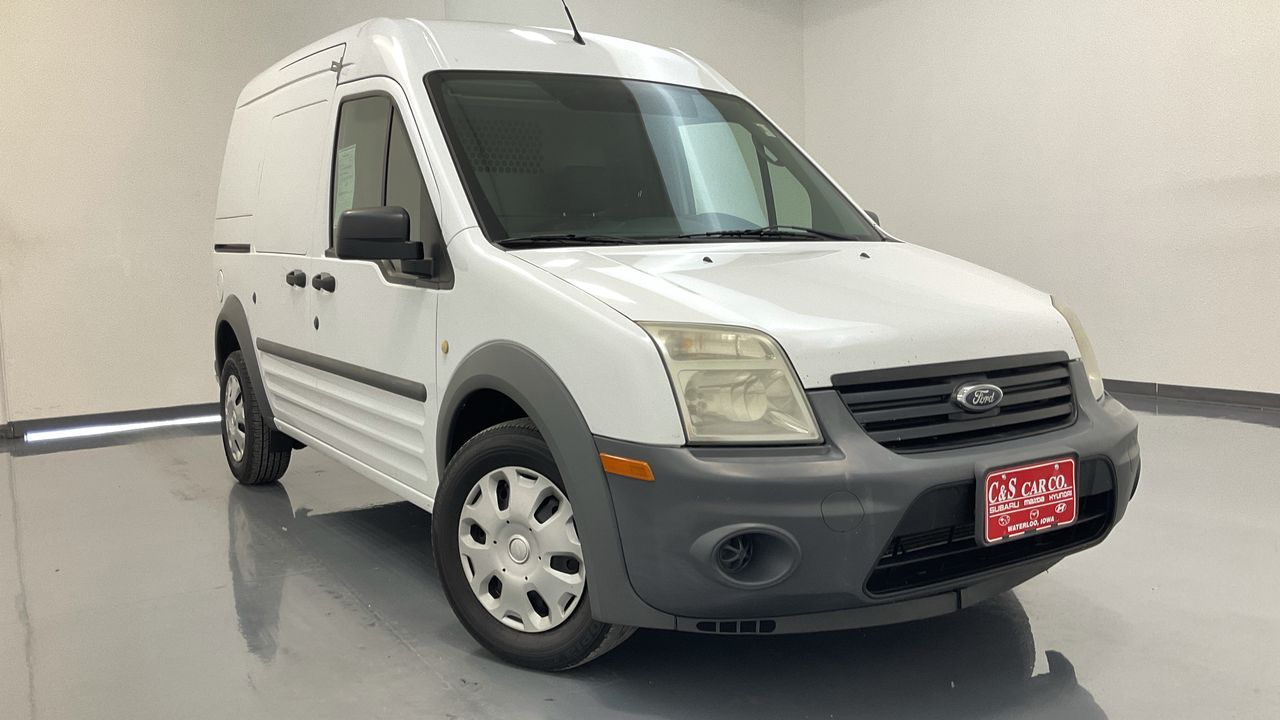 2011 Ford Transit Connect Cargo Van  - 16869  - C & S Car Company