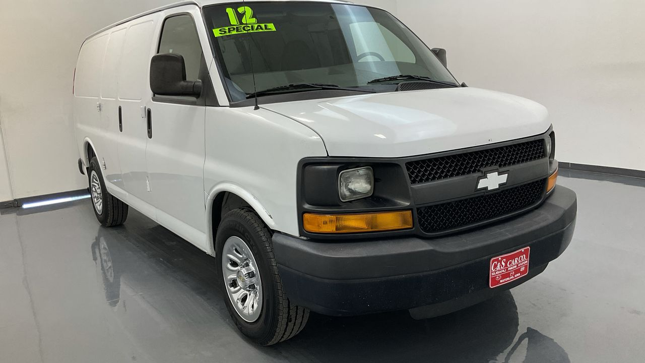 2012 Chevrolet Express  - C & S Car Company