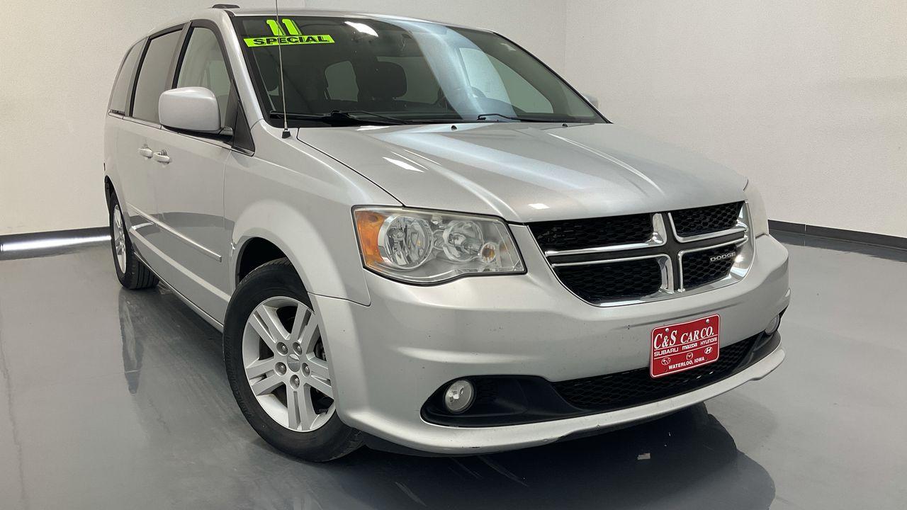2011 Dodge Grand Caravan  - C & S Car Company