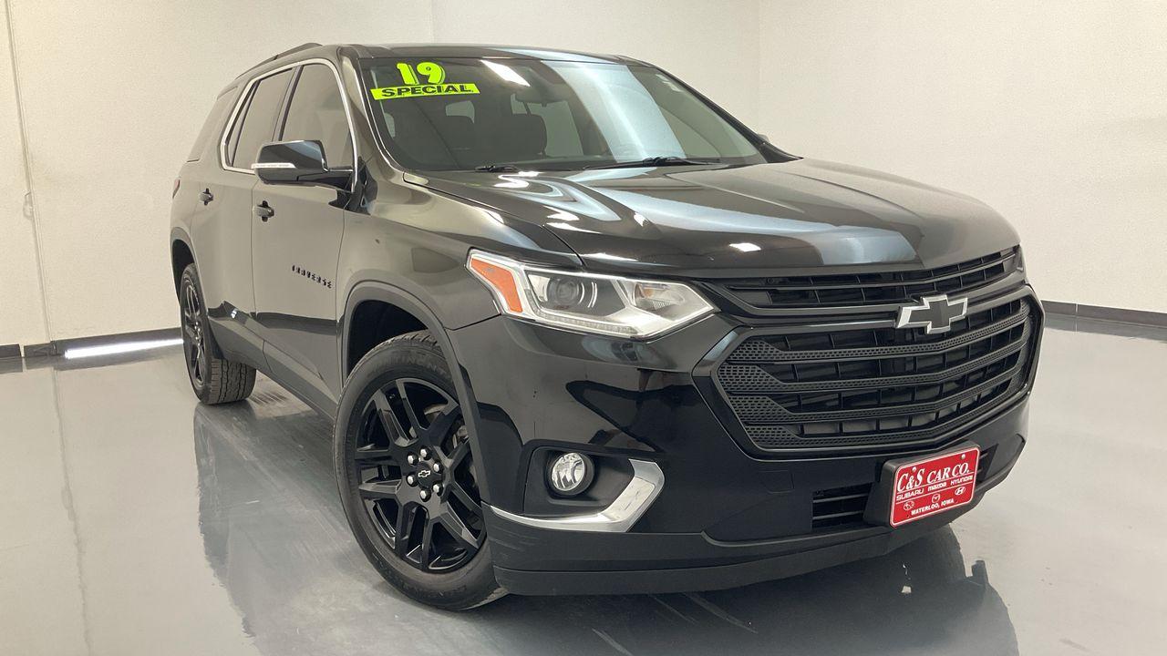 2019 Chevrolet Traverse  - C & S Car Company