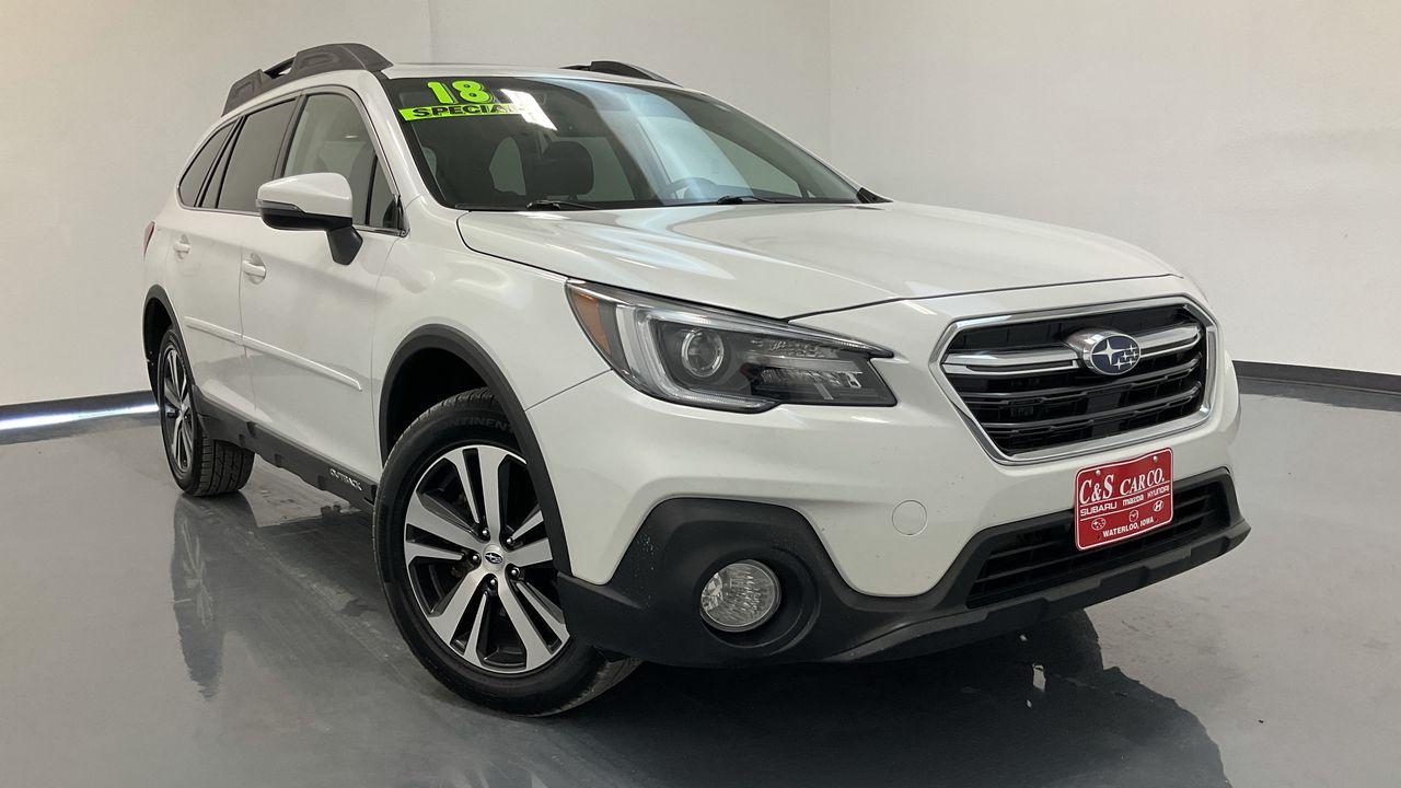 2018 Subaru Outback 4D Wagon  - SB9736A  - C & S Car Company