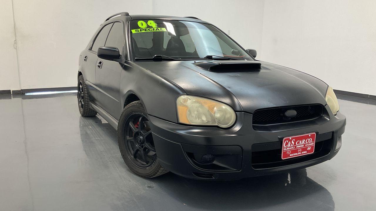 2004 Subaru Impreza Wagon hatch  - 16806A  - C & S Car Company