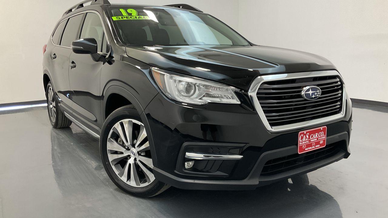 2019 Subaru ASCENT 4D SUV 8-Passenger  - SB9731A  - C & S Car Company
