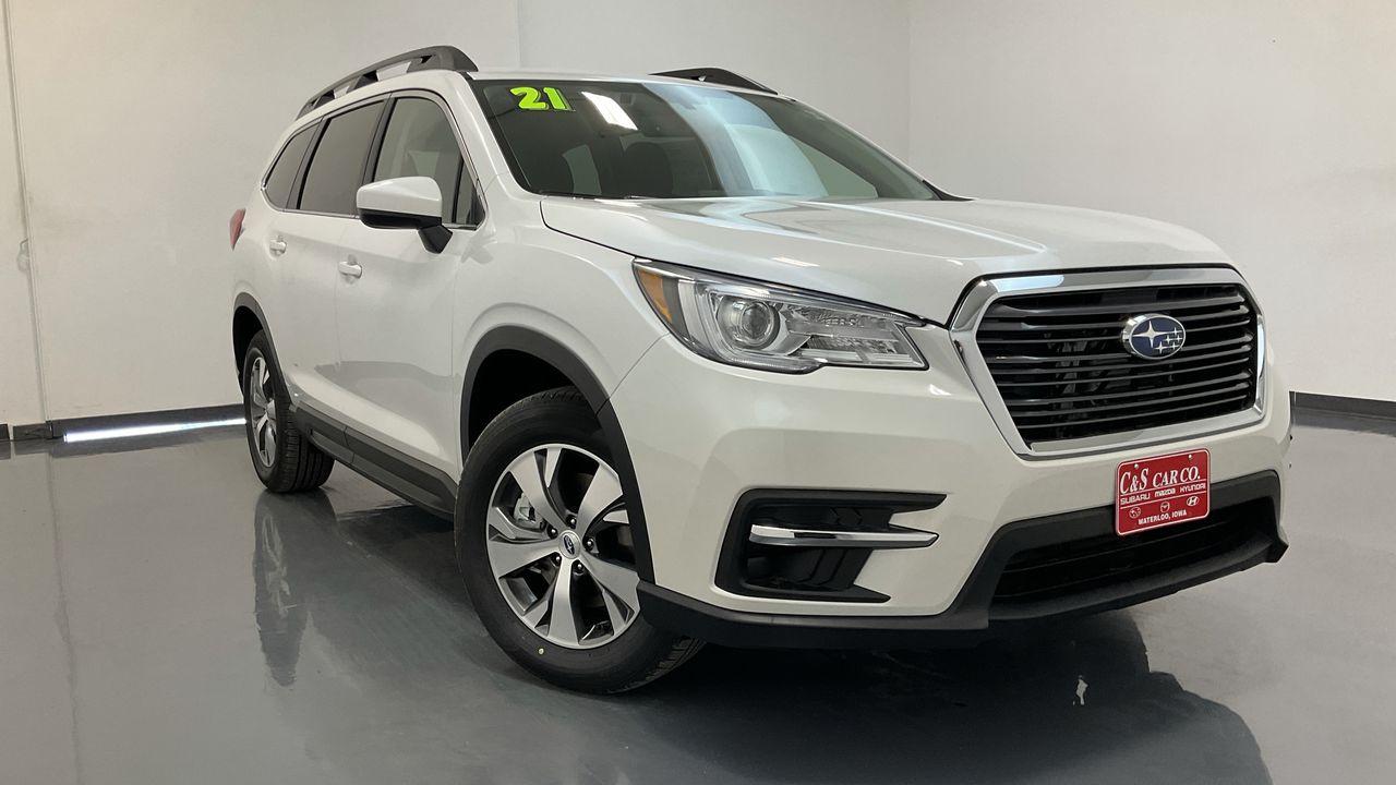 2021 Subaru ASCENT 4D Wagon  - SB9740  - C & S Car Company