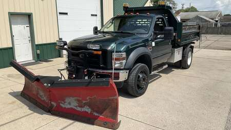 2008 Ford F-450 Reg Cab/Chas 4WD for Sale  - 16670A  - C & S Car Company