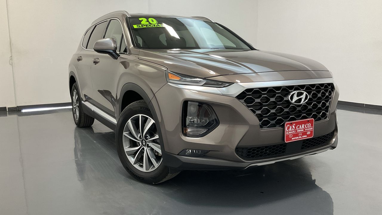 2020 Hyundai Santa Fe 4D SUV AWD 2.4L  - HY8900A  - C & S Car Company