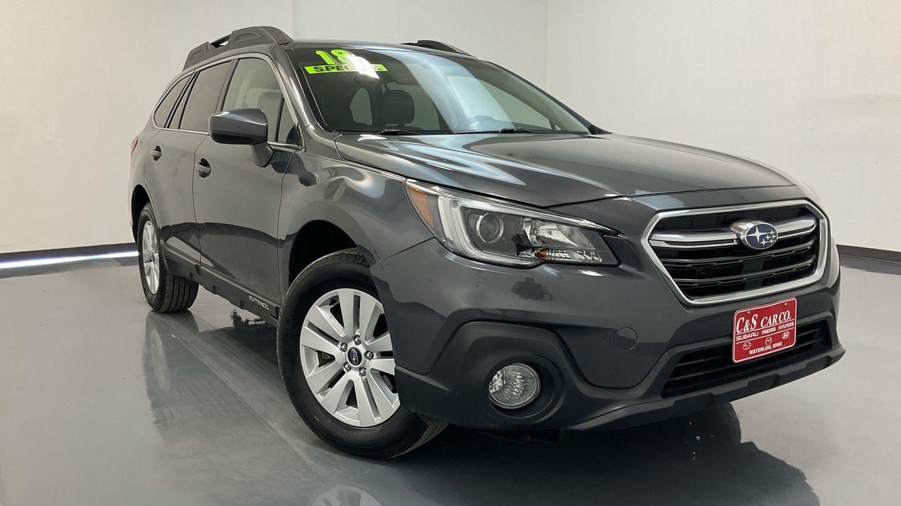 2018 Subaru Outback 4D Wagon  - SC8785C  - C & S Car Company