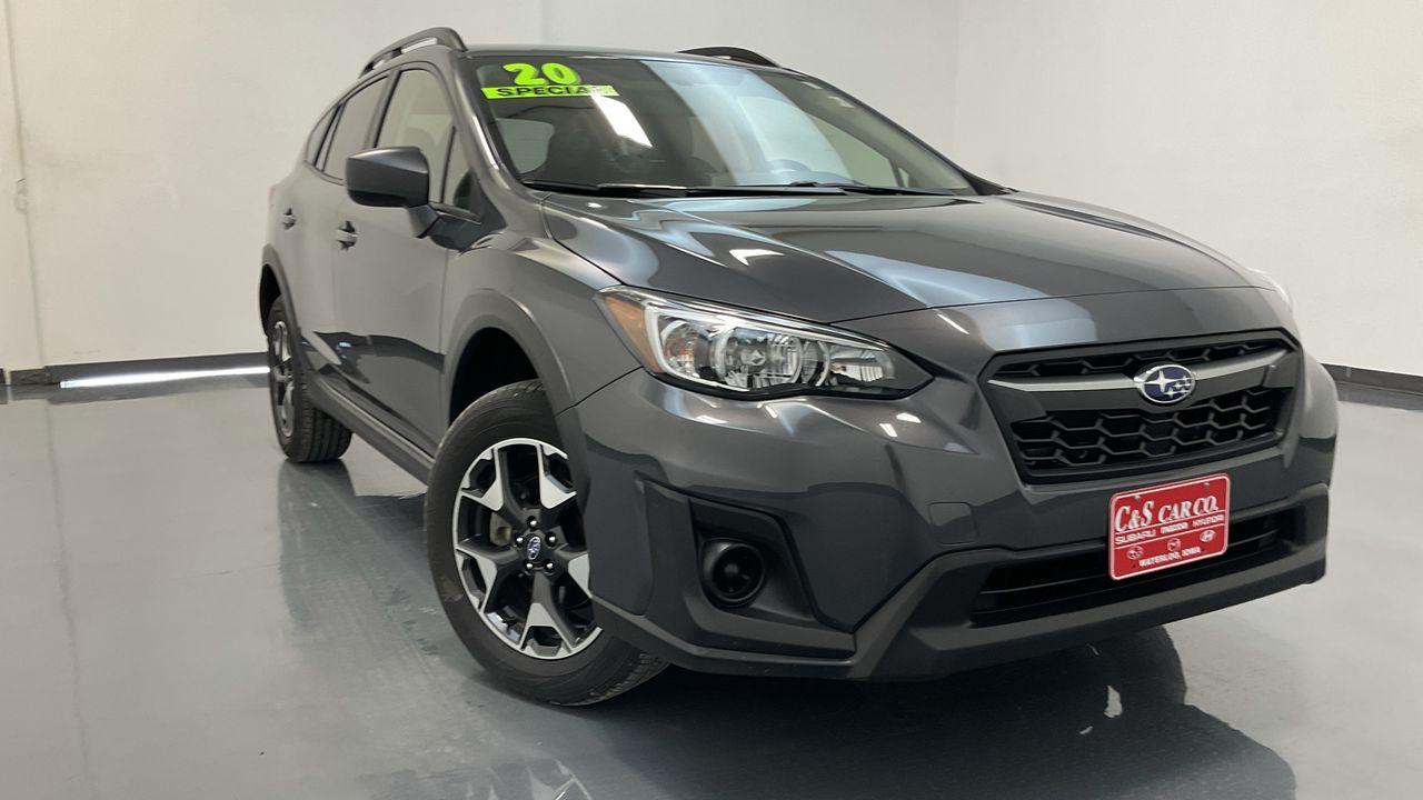 2020 Subaru Crosstrek  - 16887  - C & S Car Company