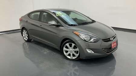 2013 Hyundai Elantra 4DR SDN LTD AT for Sale  - SB9727A  - C & S Car Company