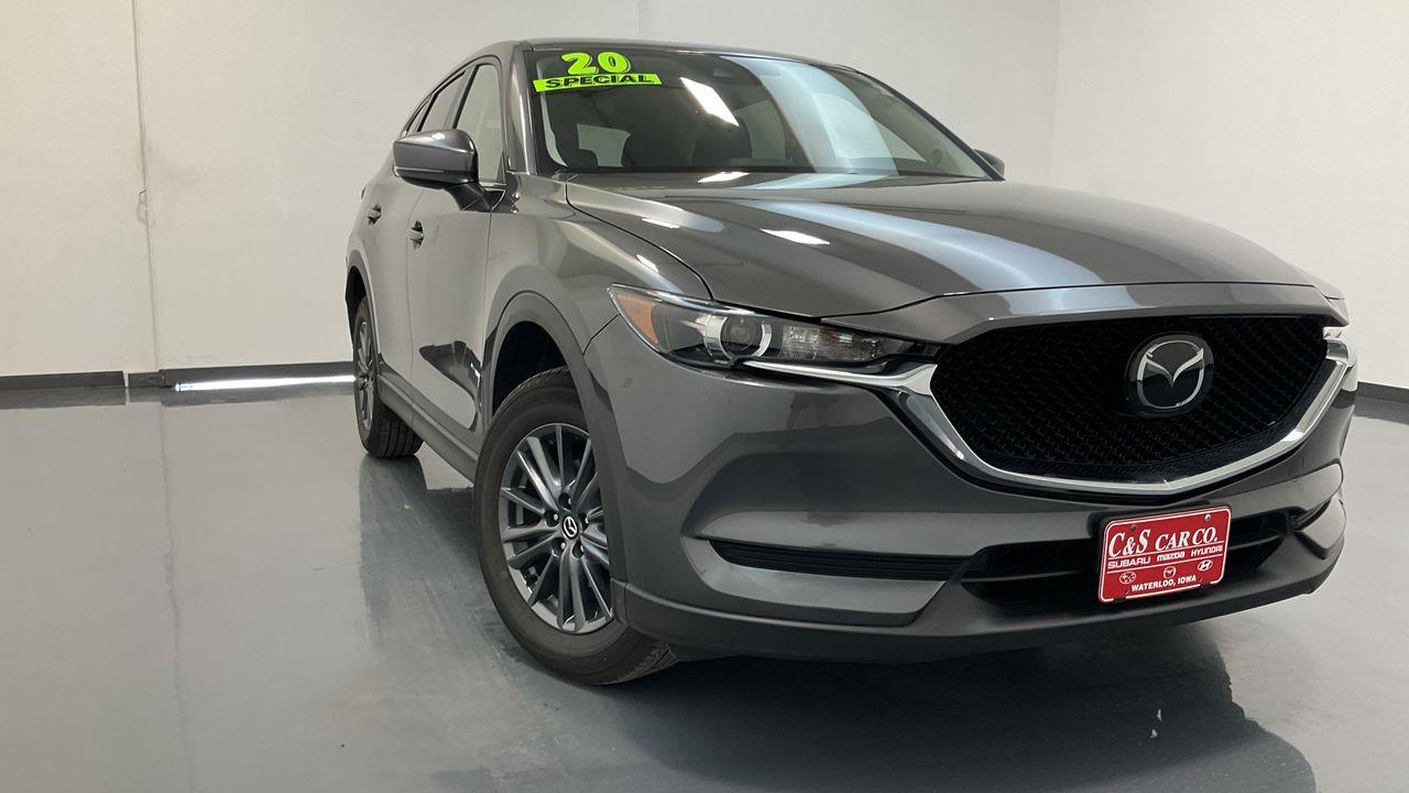 2020 Mazda CX-5  - HY8903A  - C & S Car Company