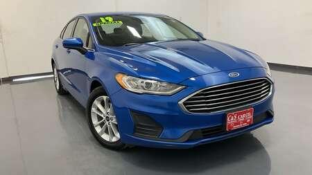 2019 Ford Fusion 4D Sedan for Sale  - SB9626A  - C & S Car Company