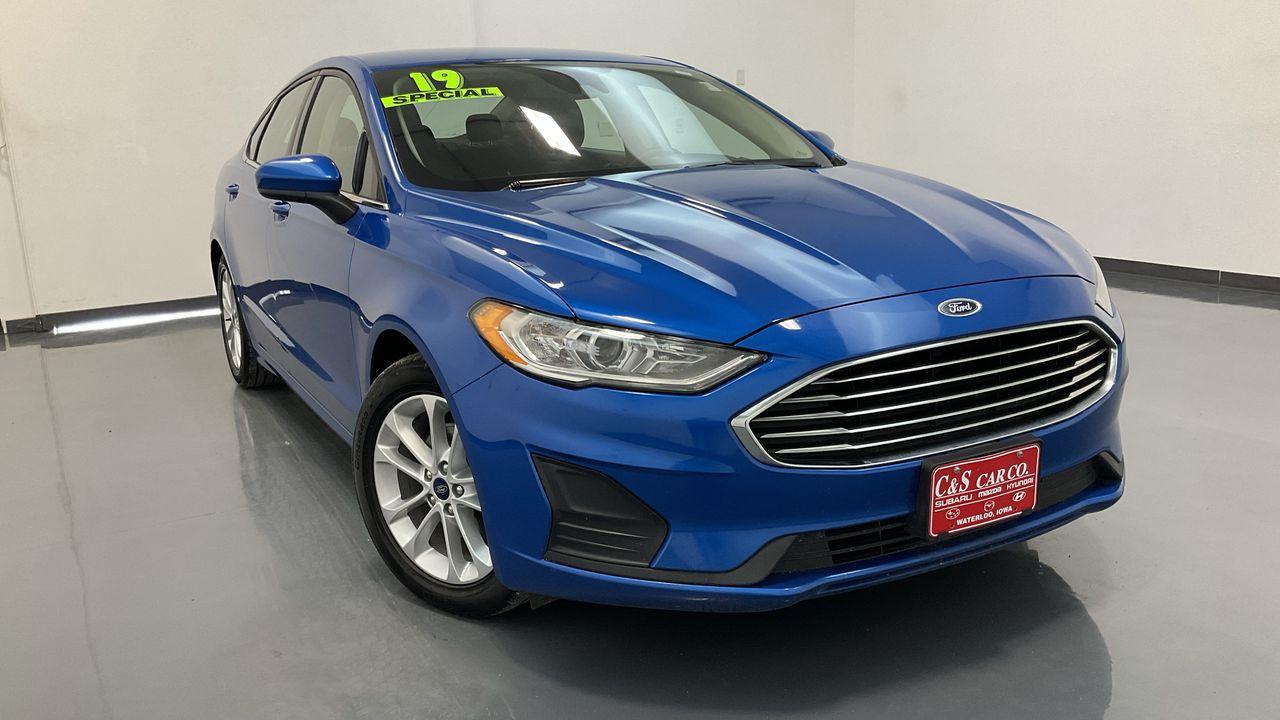 2019 Ford Fusion  - C & S Car Company