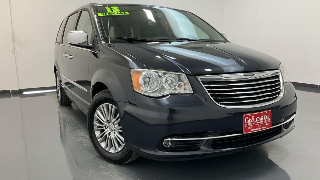 2013 Chrysler Town & Country Wagon LWB  - SB9733A  - C & S Car Company