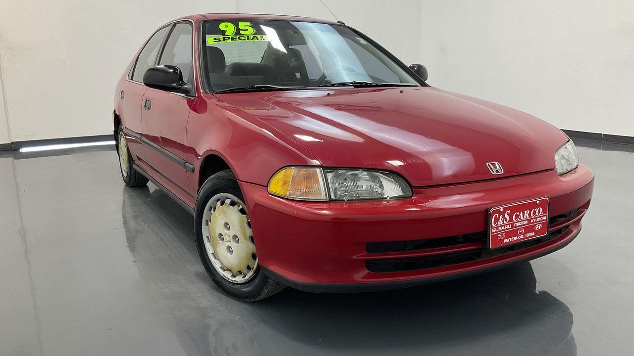 1995 Honda Civic  - MA3404A  - C & S Car Company
