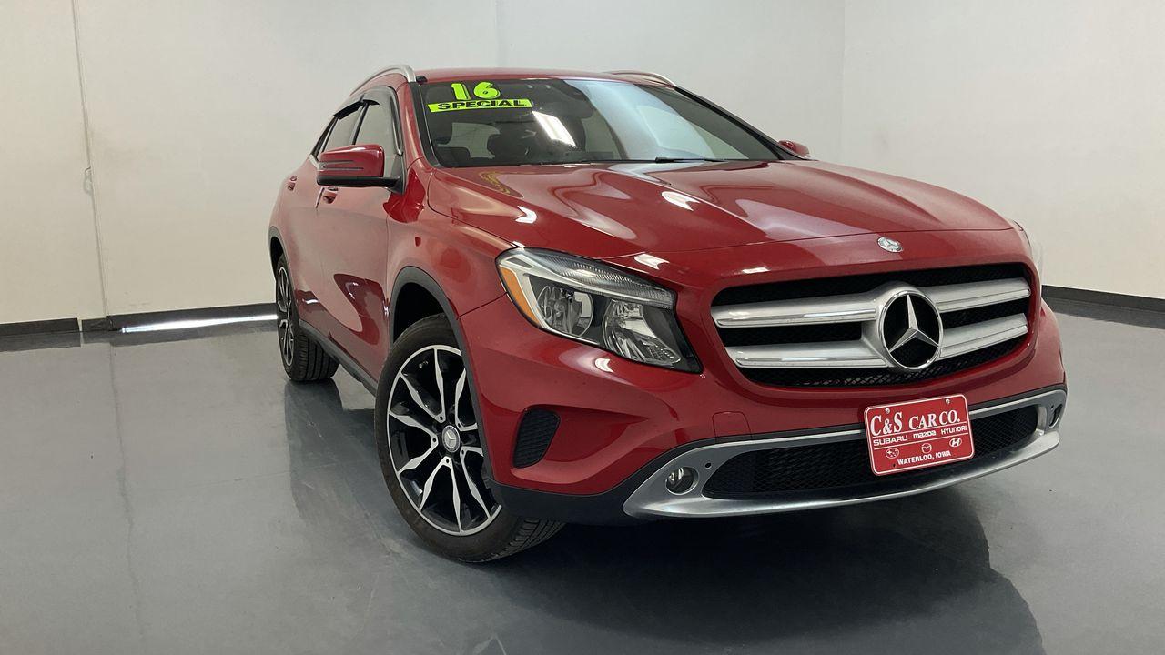 2016 Mercedes-Benz GLA  - C & S Car Company