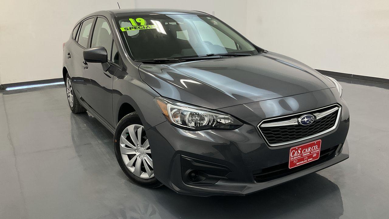 2019 Subaru Impreza  - SB9749A  - C & S Car Company