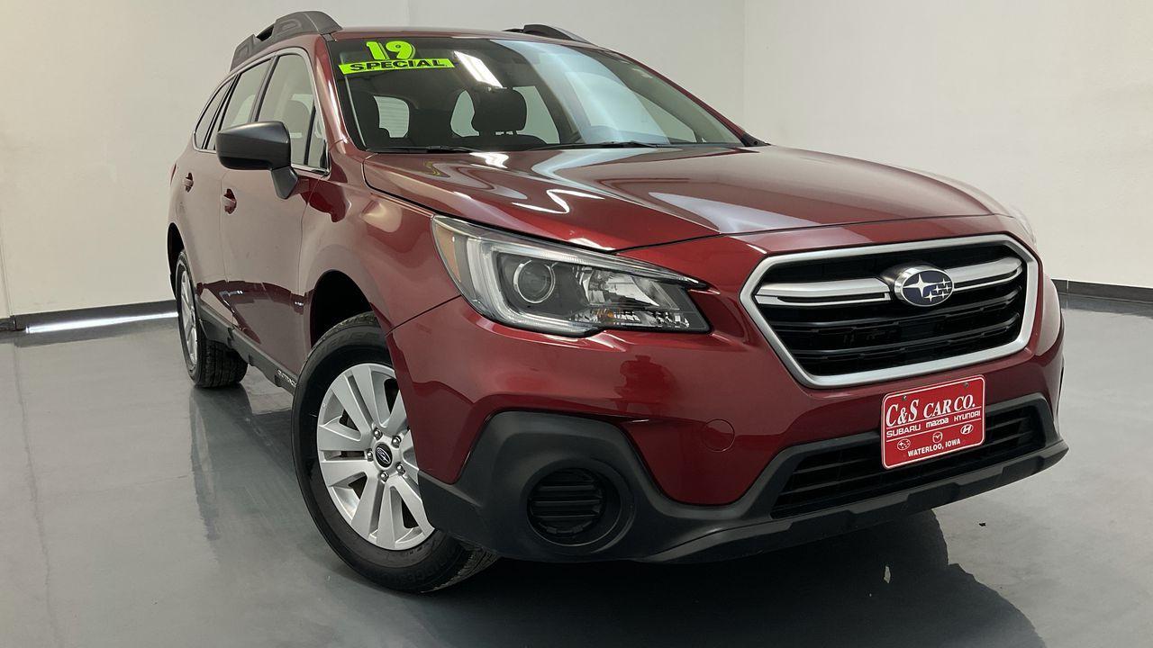 2019 Subaru Outback 4D Wagon  - 16935  - C & S Car Company