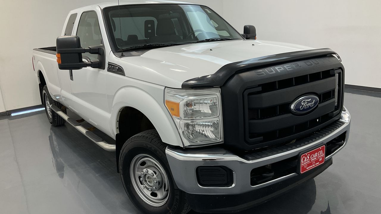 2015 Ford F-350 Supercab 4WD  - 16944  - C & S Car Company
