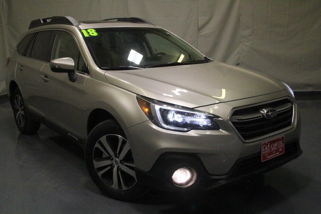 2018 Subaru Outback  - C & S Car Company