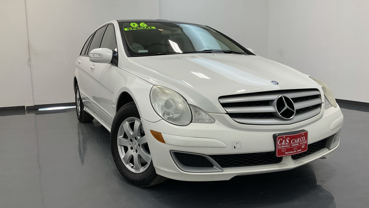 2006 Mercedes-Benz R-Class  - C & S Car Company