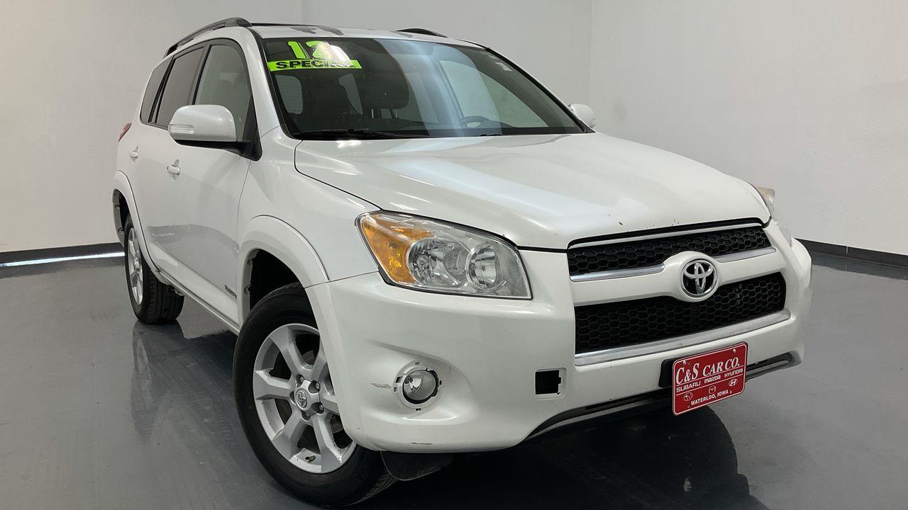 2012 Toyota RAV-4  - C & S Car Company