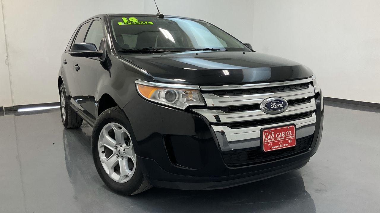 2014 Ford Edge 4D SUV AWD  - 16967  - C & S Car Company
