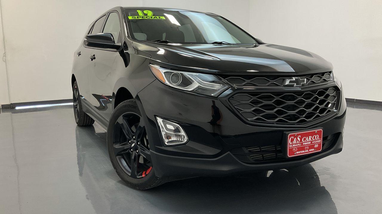 2019 Chevrolet Equinox 4D SUV AWD 2.0T  - 16974  - C & S Car Company