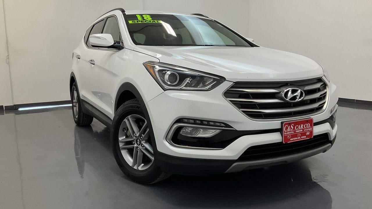 2018 Hyundai Santa Fe Sport  - HY8917A  - C & S Car Company