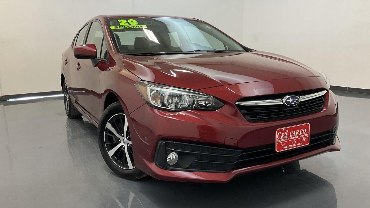 2020 Subaru Impreza 4D Sedan at  - SC9342B  - C & S Car Company