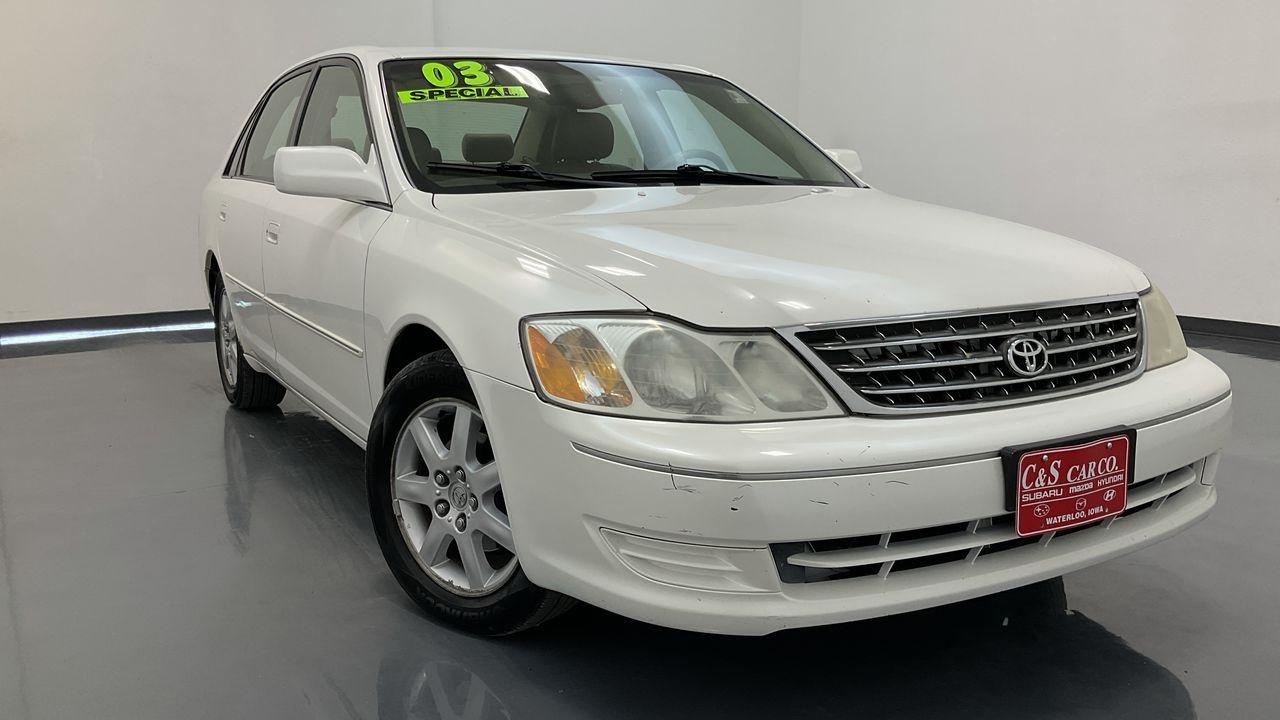 2003 Toyota Avalon  - C & S Car Company