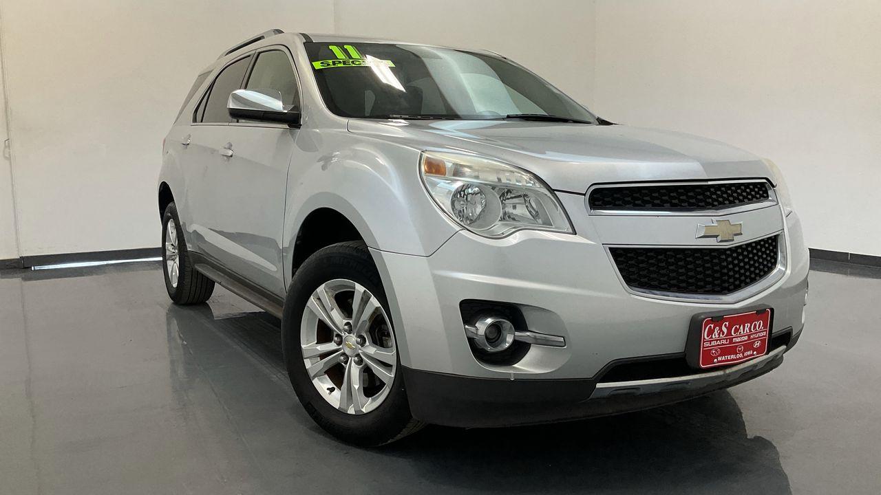 2011 Chevrolet Equinox  - C & S Car Company