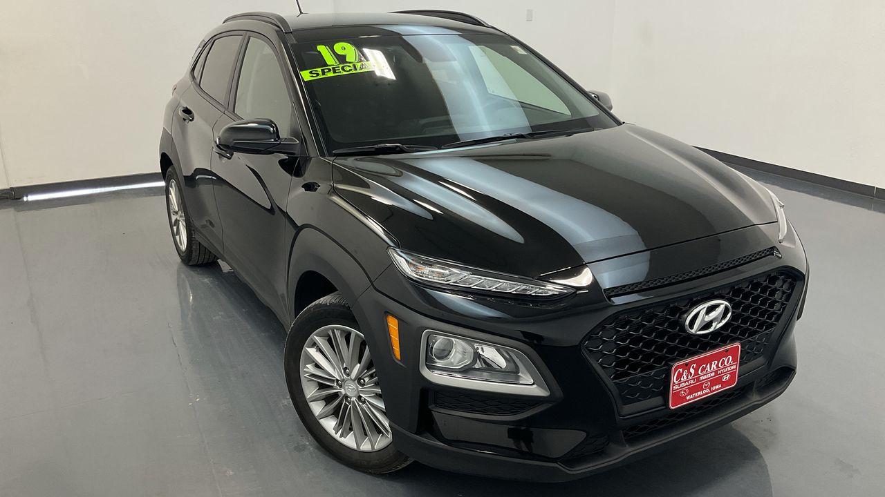 2019 Hyundai kona 3D Coupe at  - HY8928A  - C & S Car Company