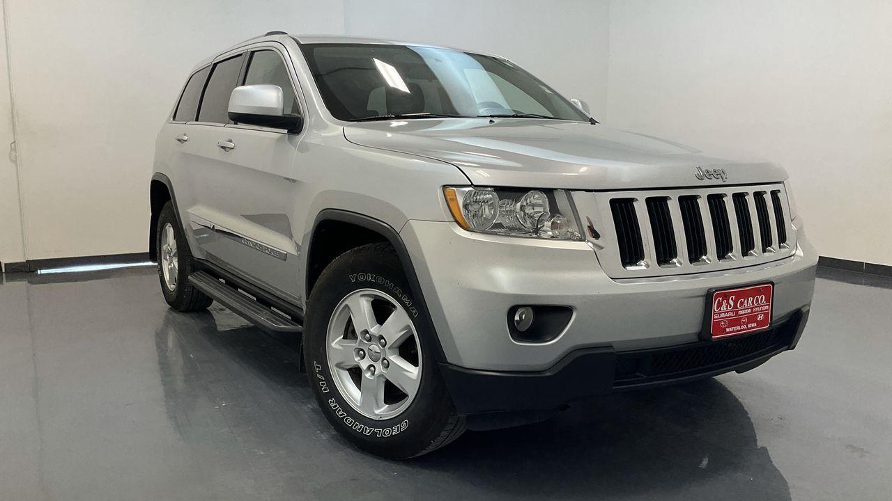 2012 Jeep Grand Cherokee  - C & S Car Company