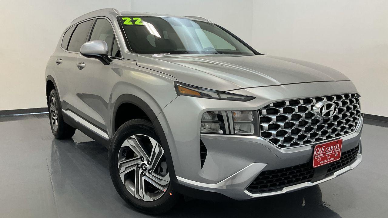 2022 Hyundai Santa Fe  - C & S Car Company