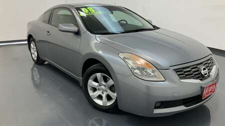 2008 Nissan Altima 2D Coupe for Sale  - MA3424A  - C & S Car Company