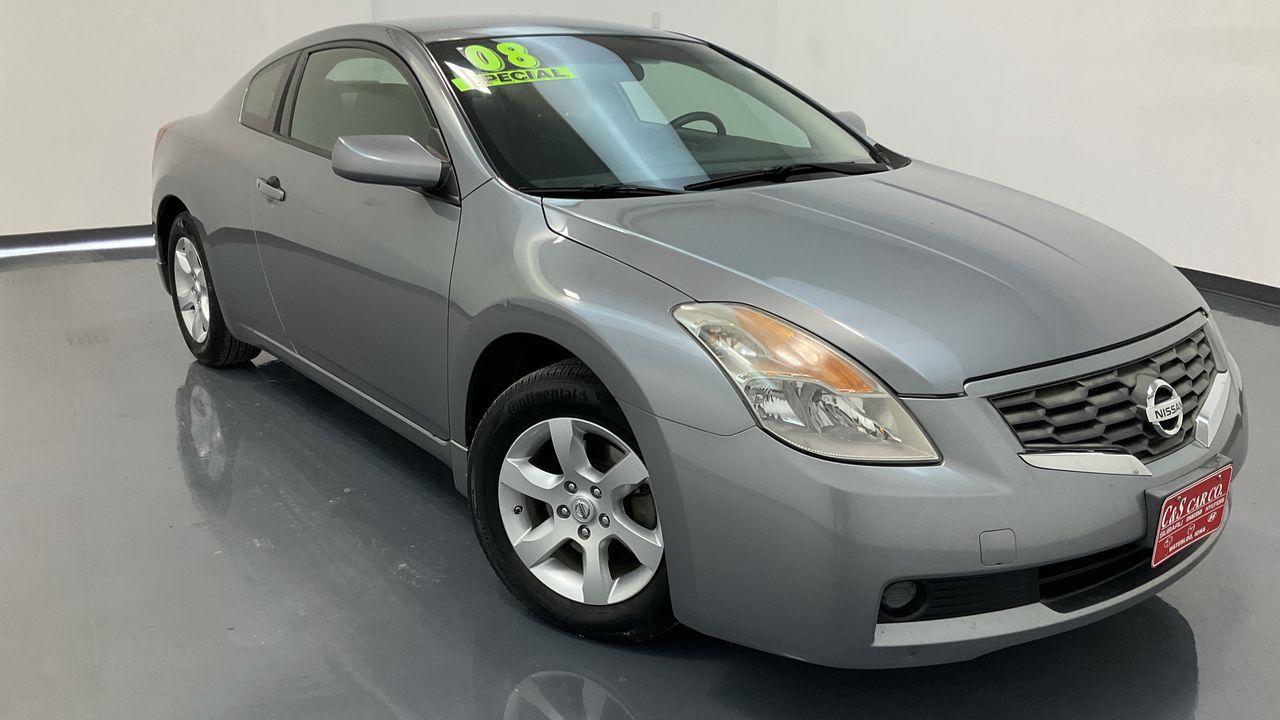 2008 Nissan Altima 2D Coupe  - MA3424A  - C & S Car Company