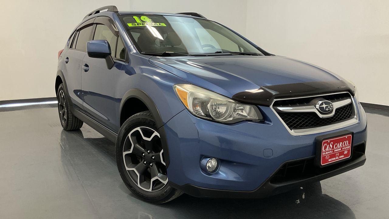 2014 Subaru XV Crosstrek 4D Wagon  - 17011  - C & S Car Company