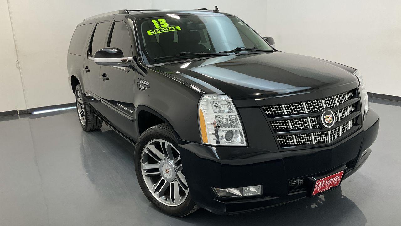 2013 Cadillac Escalade ESV  - C & S Car Company