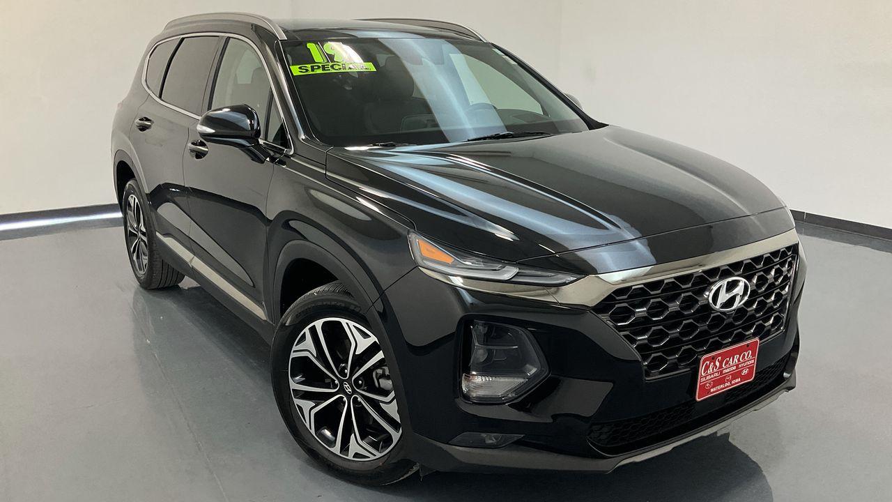2019 Hyundai Santa Fe  - C & S Car Company