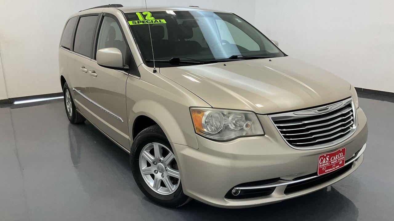 2012 Chrysler Town & Country Wagon LWB  - 17019  - C & S Car Company