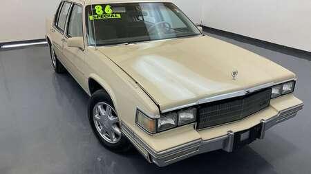 1986 Cadillac DeVille  for Sale  - 16350A1  - C & S Car Company