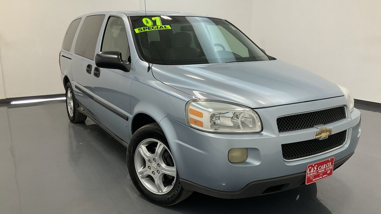 2007 Chevrolet Uplander  - C & S Car Company