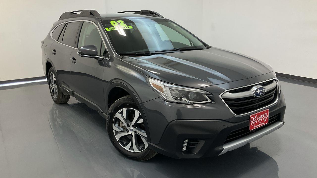 2020 Subaru Outback 4D Wagon  - SB9795A  - C & S Car Company