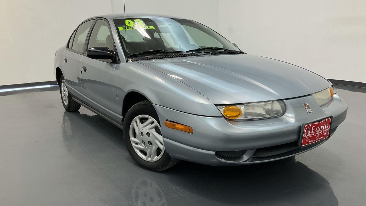 2002 Saturn SL  - HY8704B  - C & S Car Company