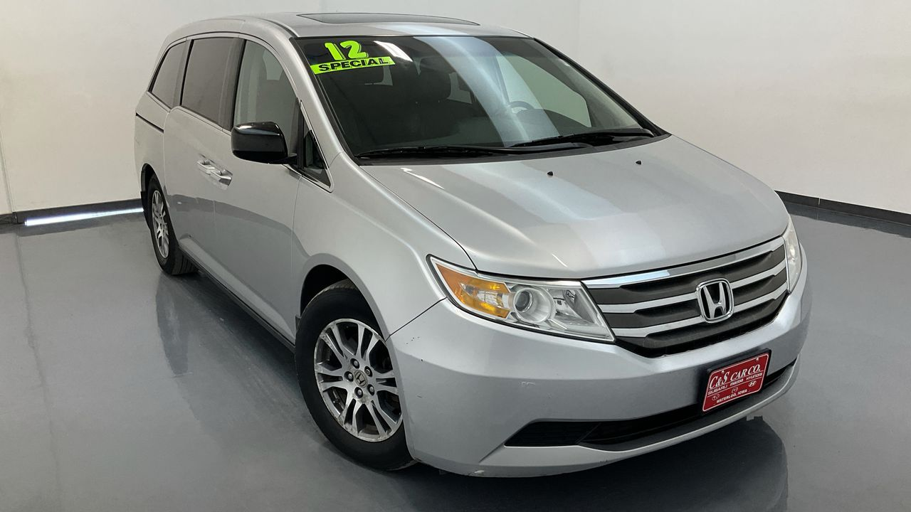2012 Honda Odyssey Wagon  - SC9563A  - C & S Car Company